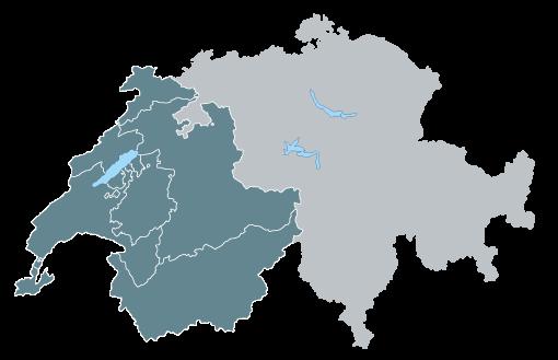cantons de la suisse